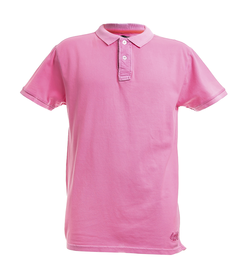 Comprar Backlight Martins Polo Pólo Rosa Flúor