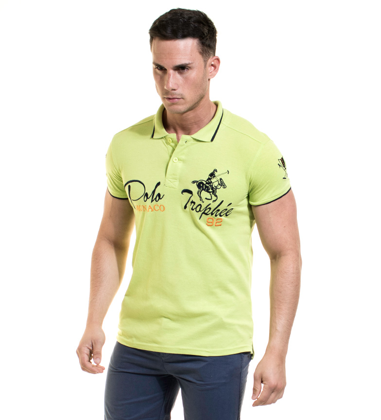 Comprar Backlight Polo Matt verde