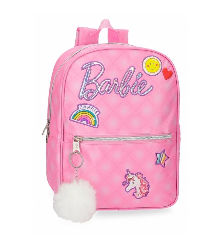 Comprar Barbie Mochila pequena Barbie -32x23x12cm-