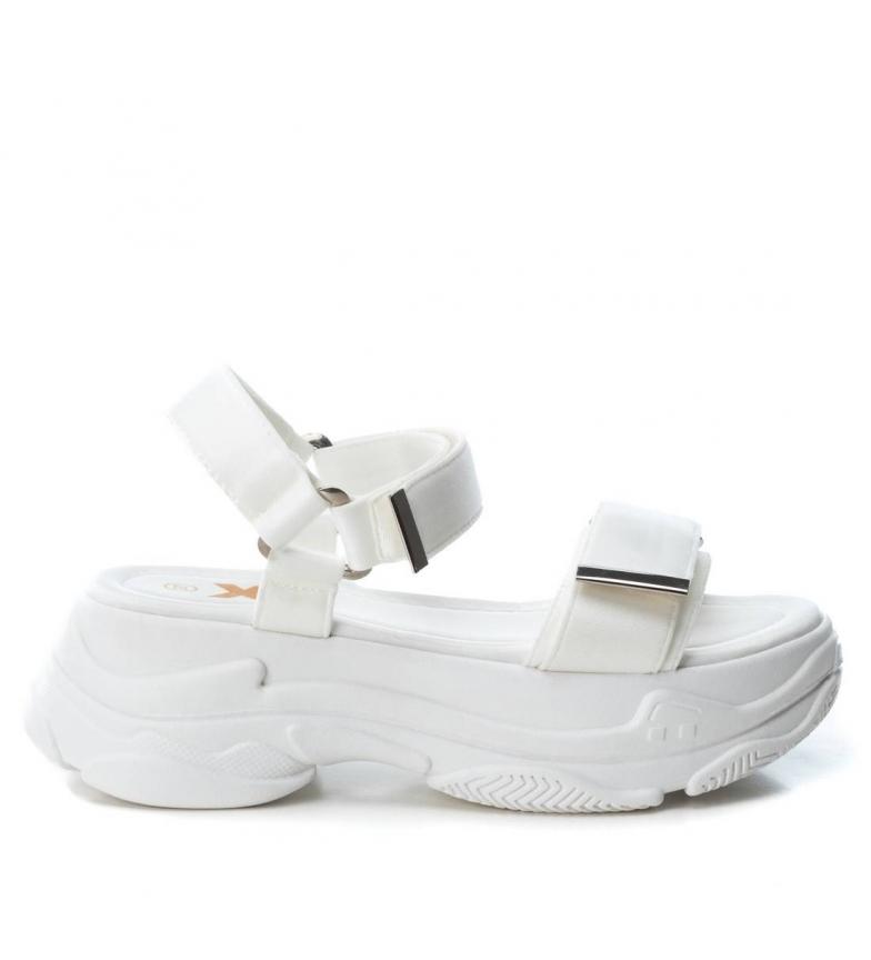 Comprar BASS3D by Xti Sandal 041648 white - Platform height. 5cm