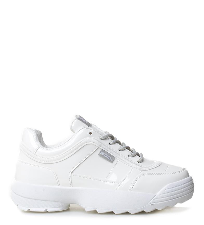 Comprar  Zapatillas Jym blanco  -Altura suela: 4,5cm-
