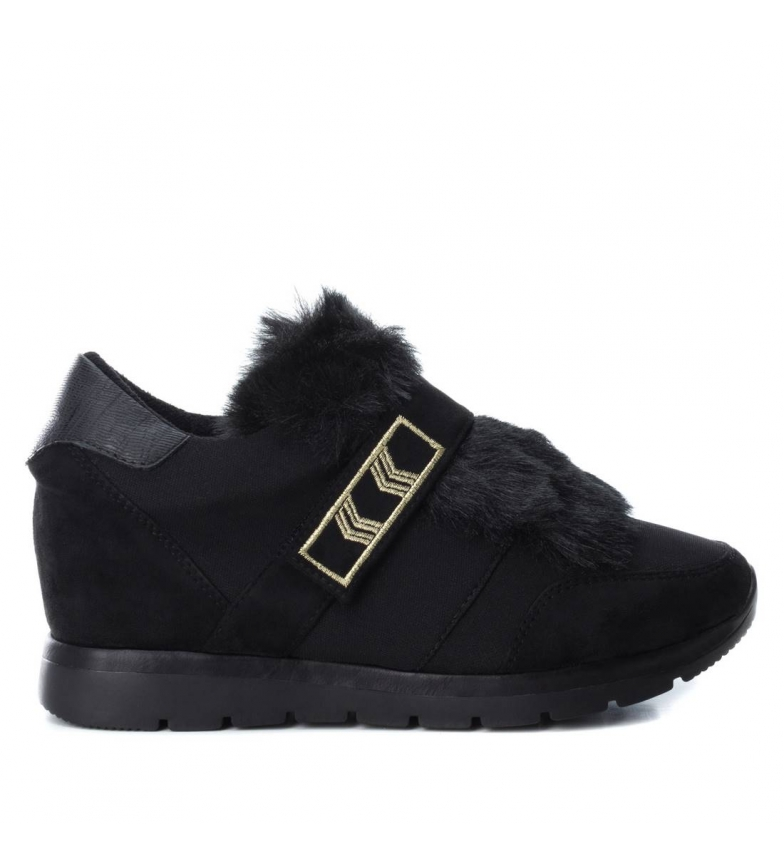 Comprar BASS3D by Xti Wedge shoes 041580 black