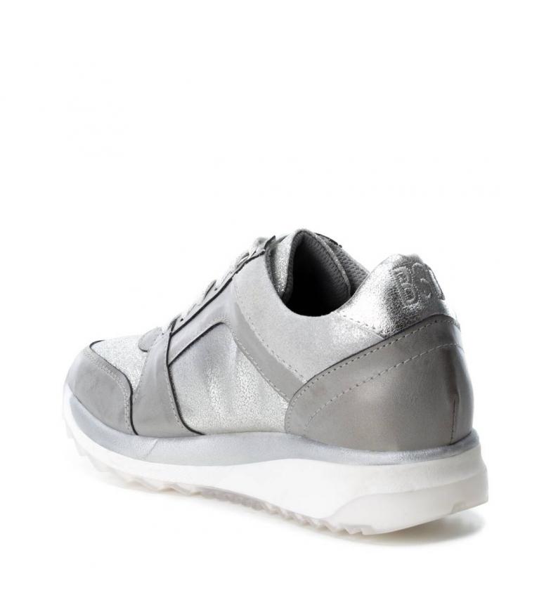 Zapatillas BASS3D hielo brillo by Xti Z0xqAZr