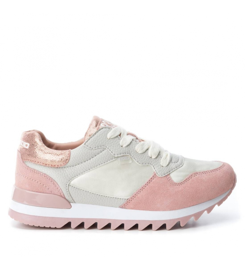 Xti by Sneakers BASS3D by BASS3D rosa Xti Sneakers EHdw7