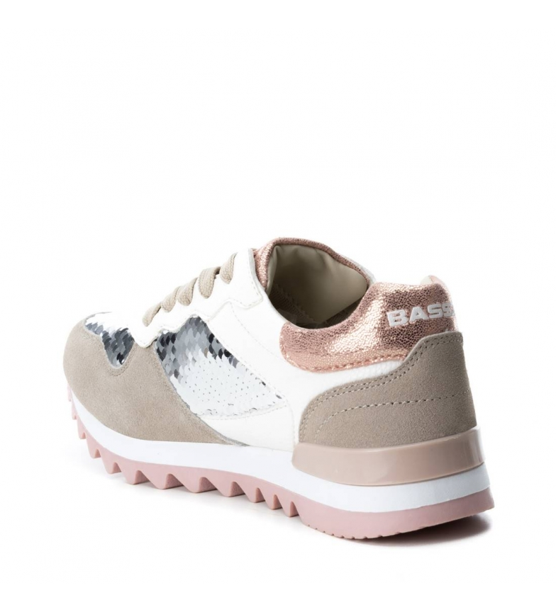 Sneakers beige BASS3D BASS3D by Xti by Xti YXvXq0