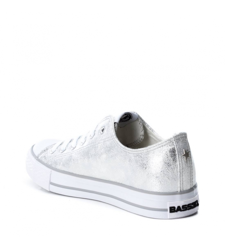 Zapatillas BASS3D Xti by metalizadas plata YrwEYqp