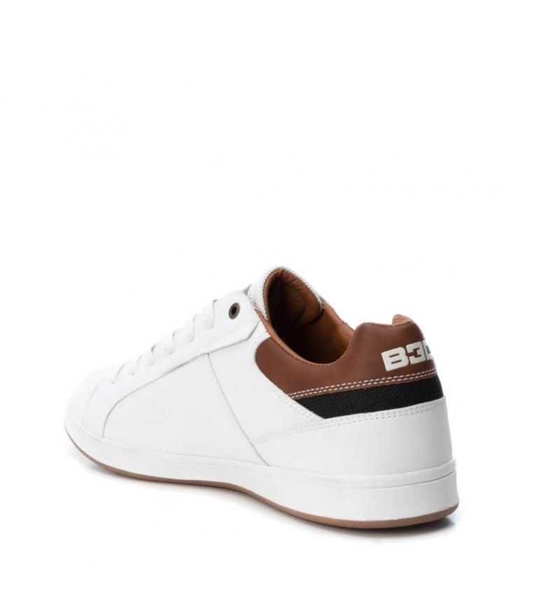Zapato Plano Bass3d By Xti 040253 Blanco hxBrdtsQCo