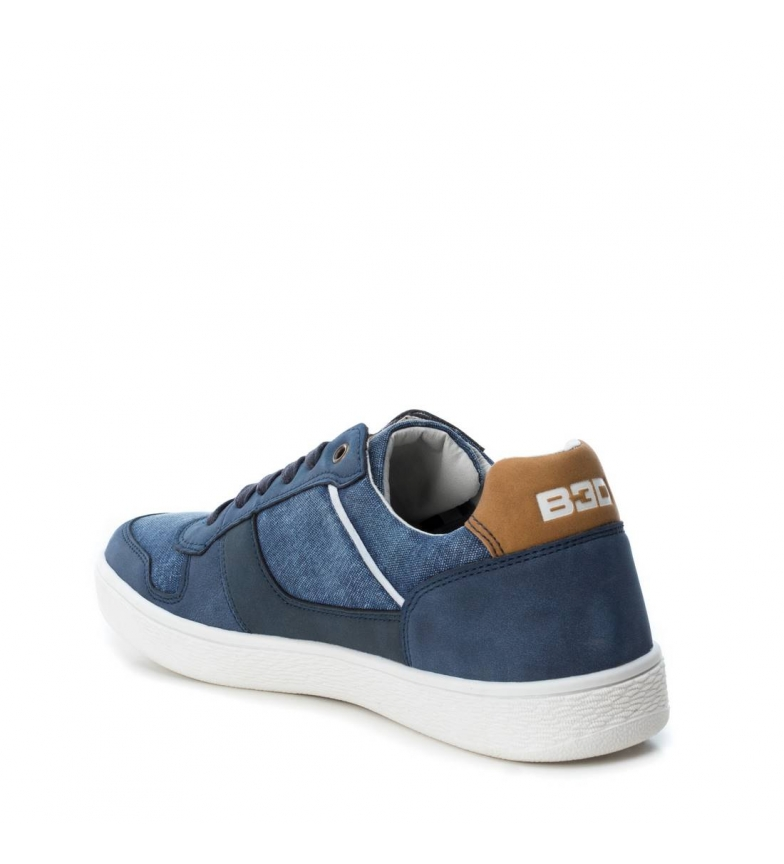 By 040254 Navy Xti Zapatillas Bass3d VpqSzMU