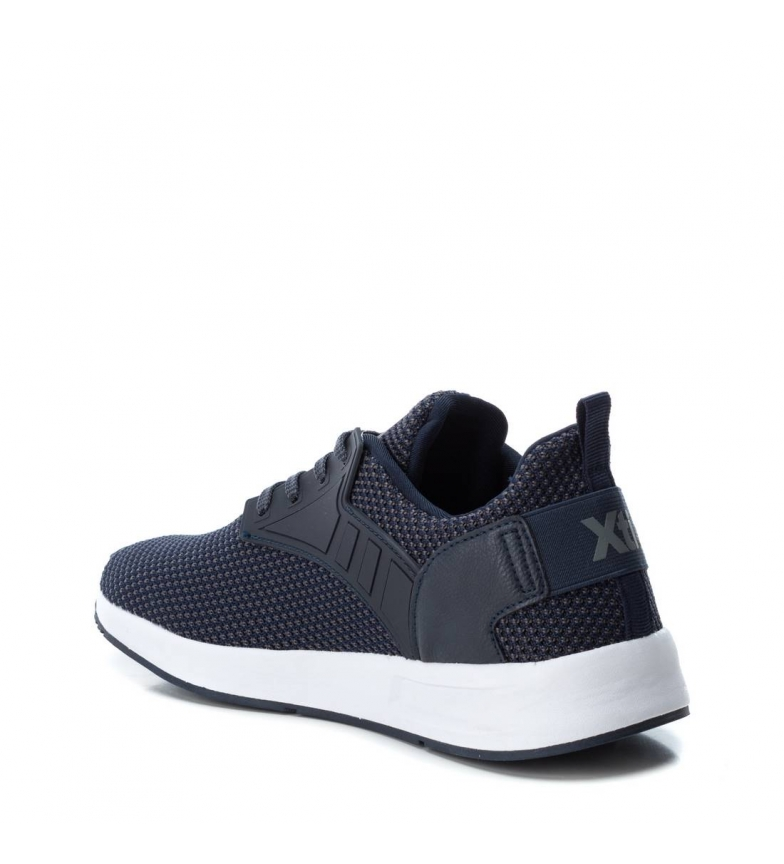 Navy Zapatillas Bass3d By Xti 040259 SzqpGLVMU