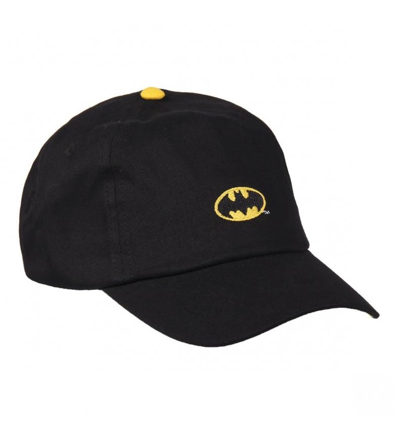 Cerdá Group Gorra Premium Bordado Batman negro