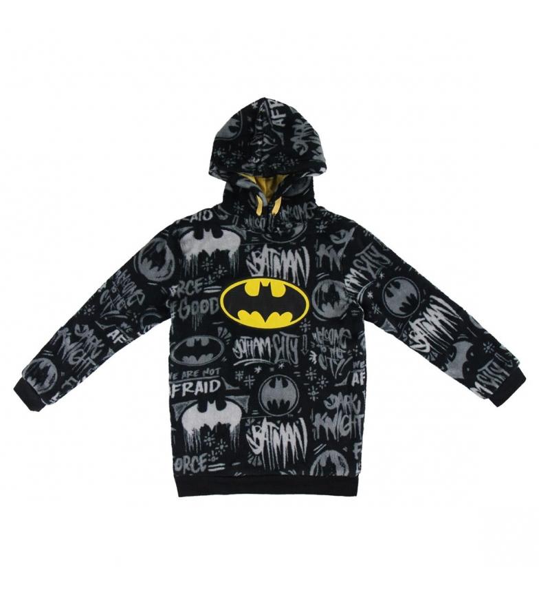 Comprar Batman Sudadera Coral Fleece Batman negro