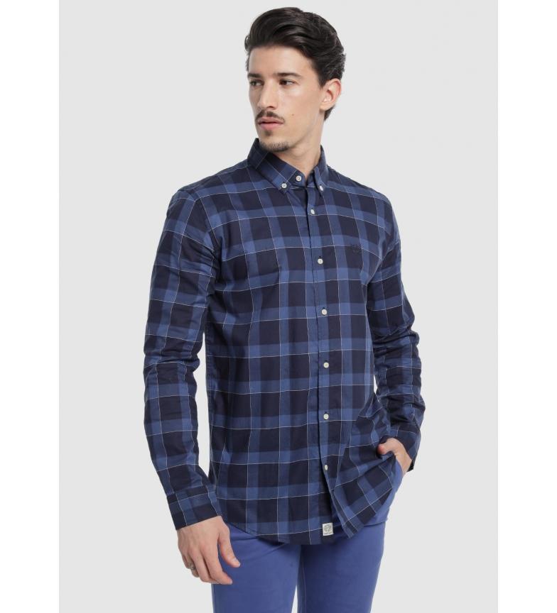 Comprar Bendorff Blue checked shirt