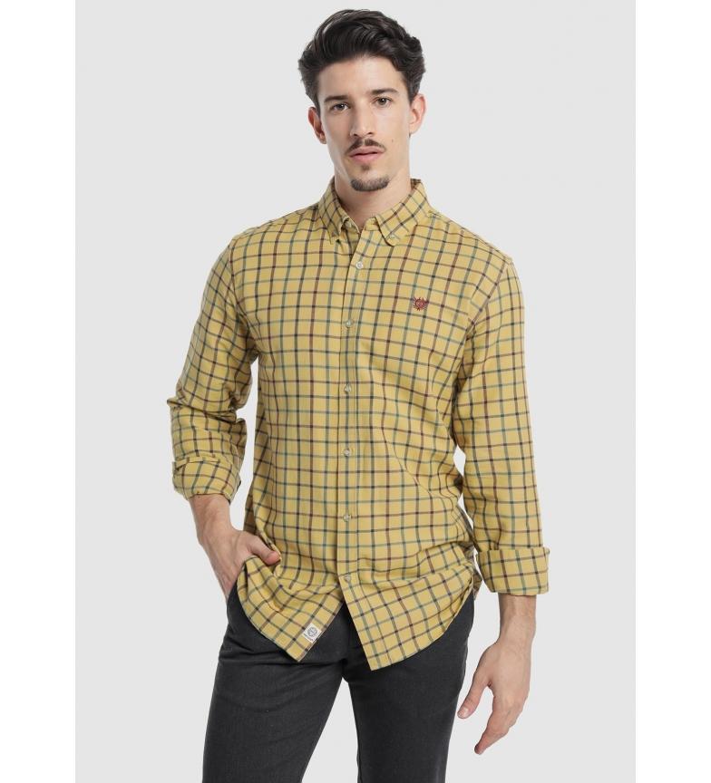 Comprar Bendorff Yellow Checked Shirt