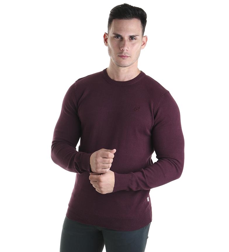 Comprar Bendorff Basic garnet sweater