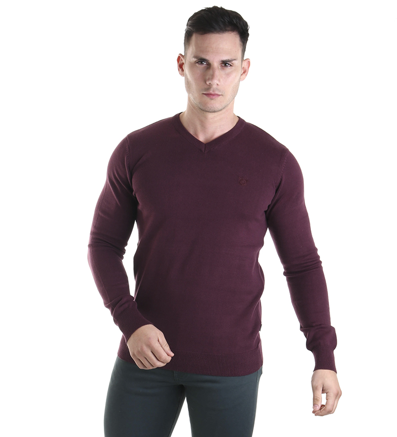 Comprar Bendorff Basic garnet sweater