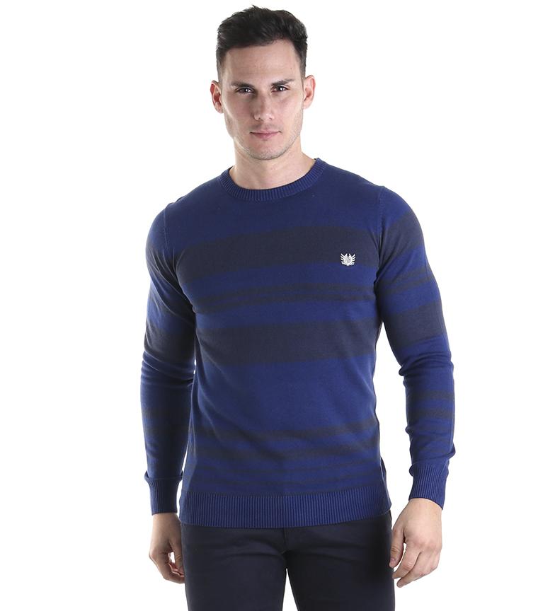 Comprar Bendorff Jersey franjas azul, antracita