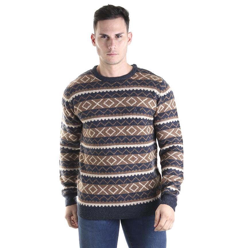 Comprar Bendorff Grecas brown sweater