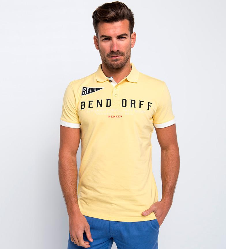 Bendorff Polo Caleb amarillo
