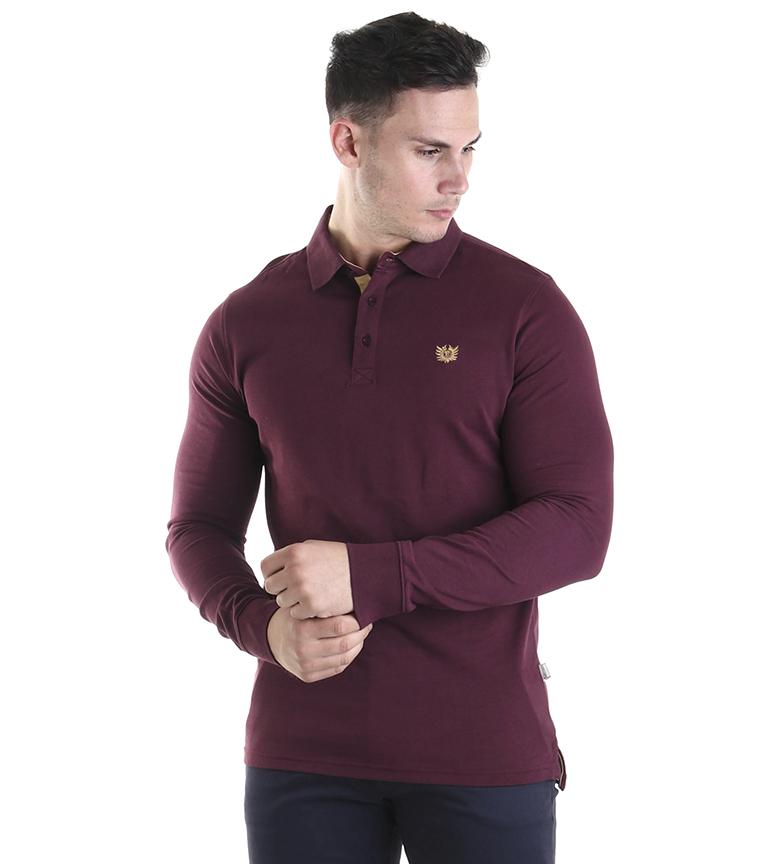 Comprar Bendorff Garnet embroidered polo shirt