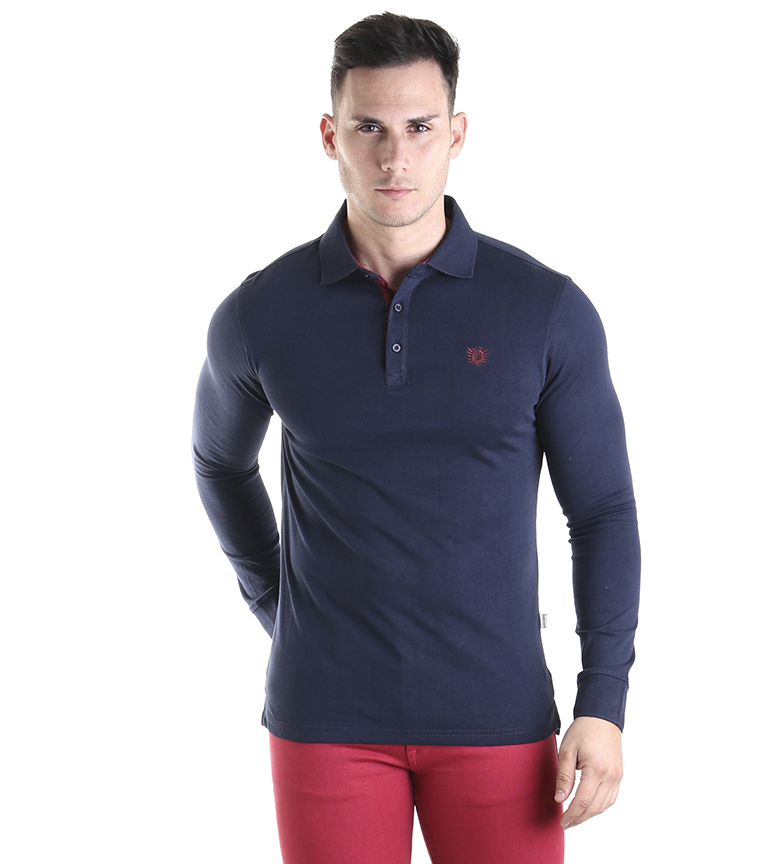 Comprar Bendorff Marine embroidered polo shirt