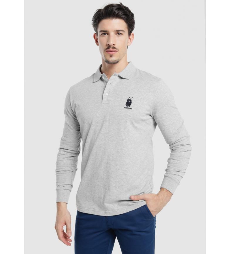 Comprar Bendorff Polo jersey gris