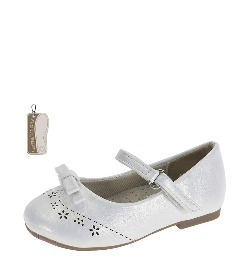 Comprar Beppi Bailarinas Lazo blanco