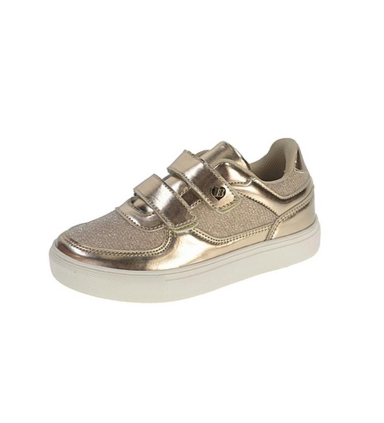 Comprar Beppi Sapatos Casuais Dourado
