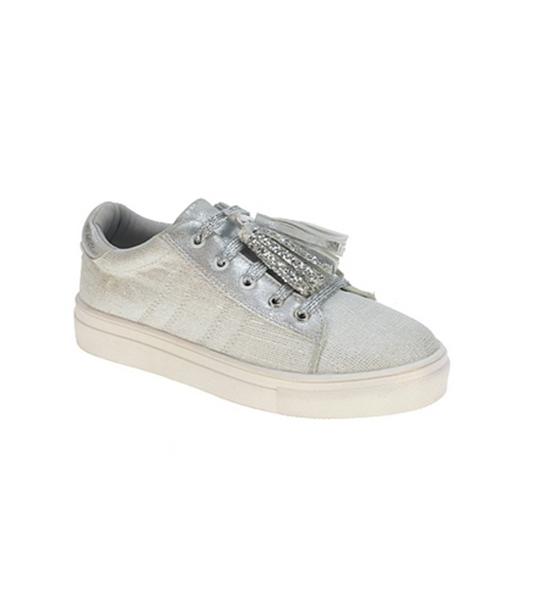 Comprar Beppi Sapatos Casuais Prata