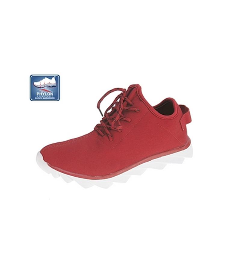 Comprar Beppi Zapatillas lona rojo