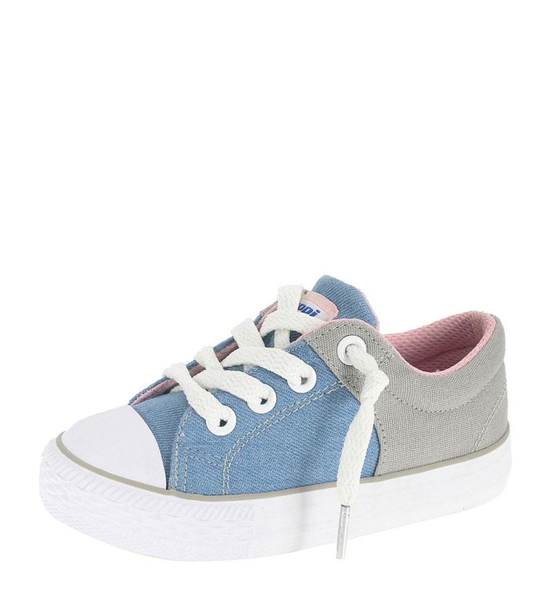 Comprar Beppi Canvas slippers grey