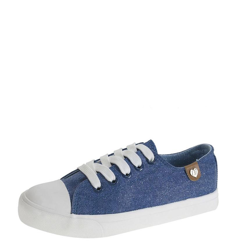 Comprar Beppi Zapatillas lona azul