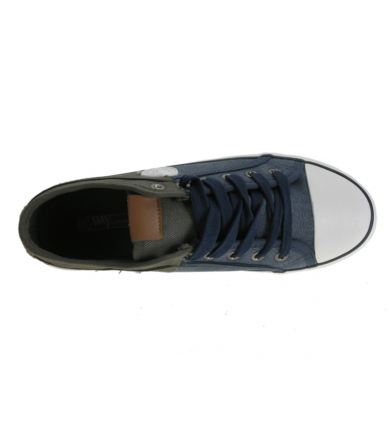 DenimKaki Beppi Zapatillas Zapatillas Zapatillas Beppi Beppi DenimKaki DenimKaki TlKJc1F