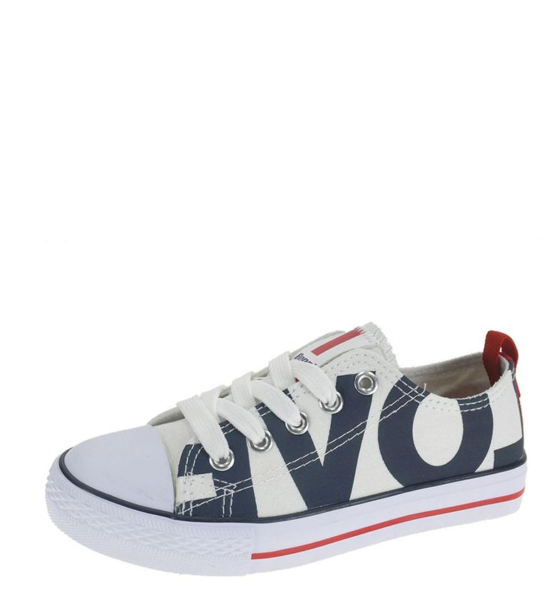 Comprar Beppi Canvas slippers white