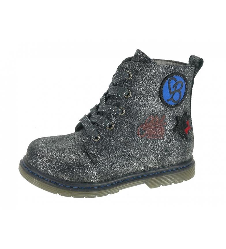 Comprar Beppi Stivali casual in glitter grigio