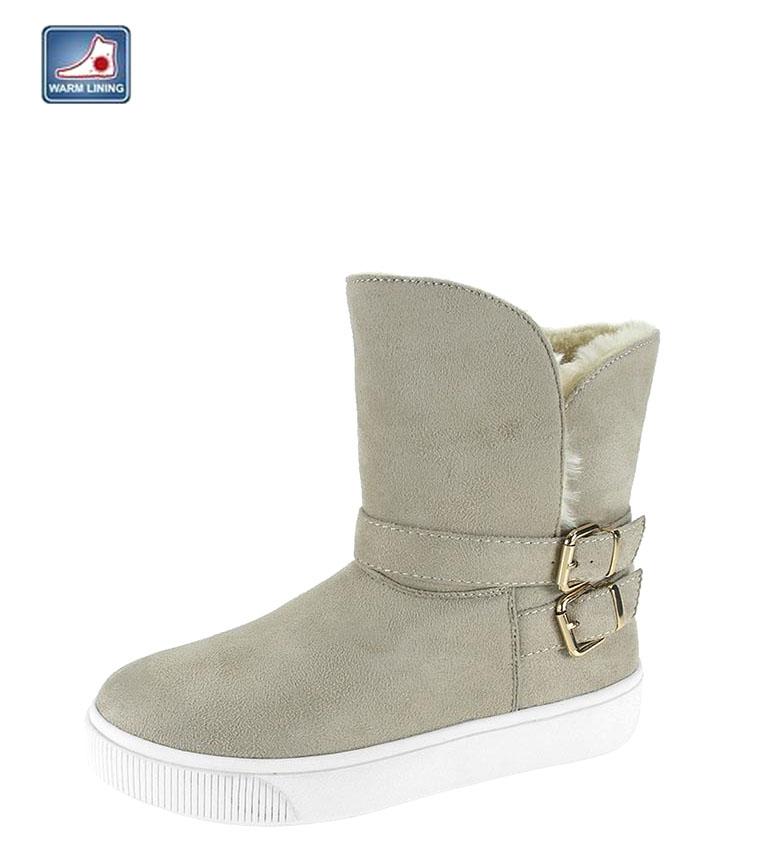 Comprar Beppi Skin effect boots beige