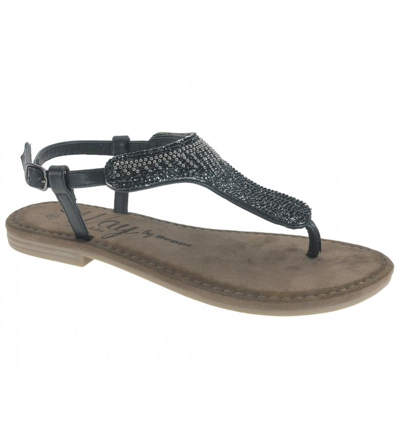 Comprar Beppi Cira Black Sandals