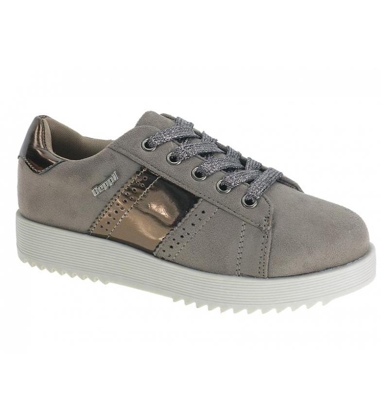 Comprar Beppi Zapatillas casual plataforma gris