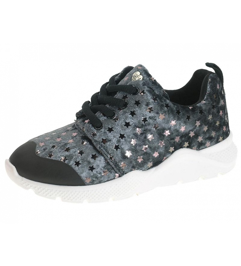 Comprar Beppi Sapatos estrela cinza