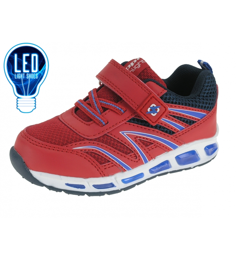 Comprar Beppi Slippers with red leds