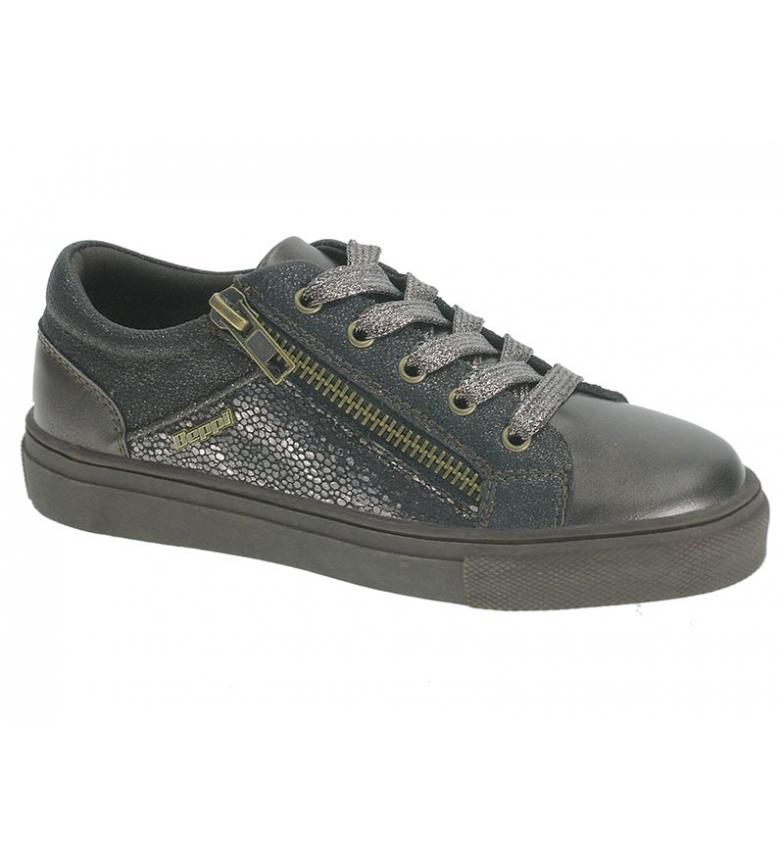 Comprar Beppi Sapatos metalizados pretos