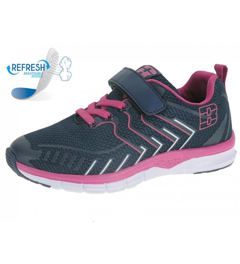 Comprar Beppi 2170320 scarpe blu scuro