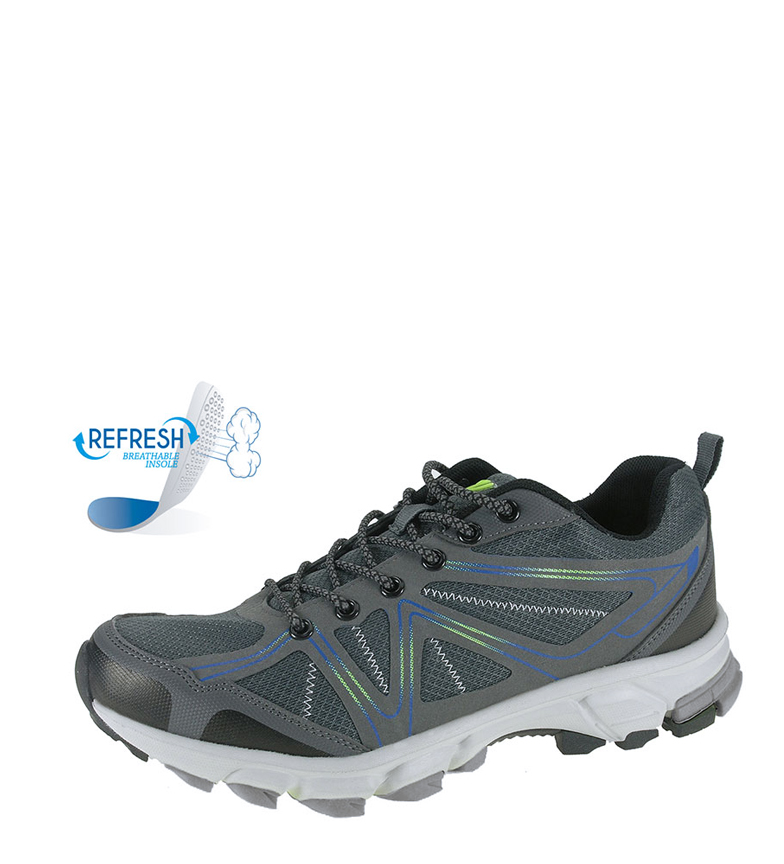 Comprar Beppi Chaussures 2172200 gris