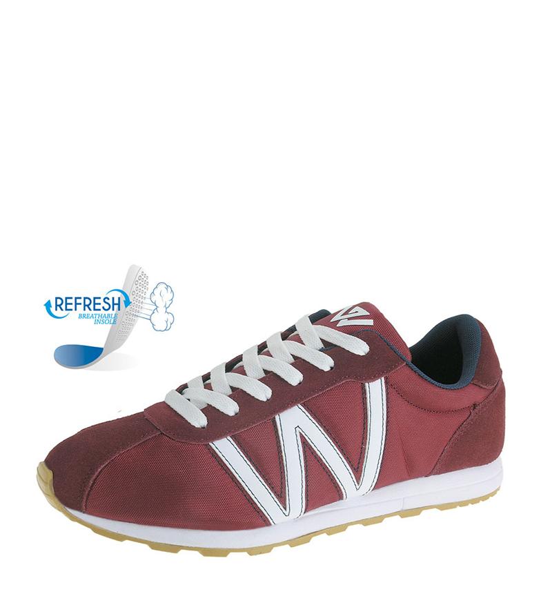 Comprar Beppi Sapatos de couro vermelho