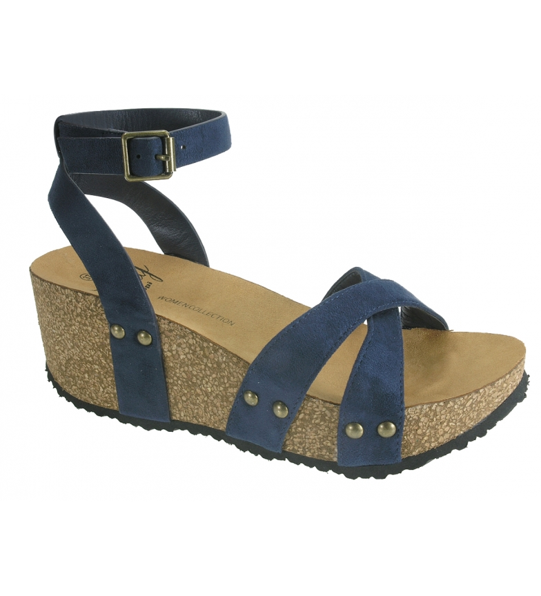 Comprar Beppi Marine Maika Sandals - Wedge height: 7cm