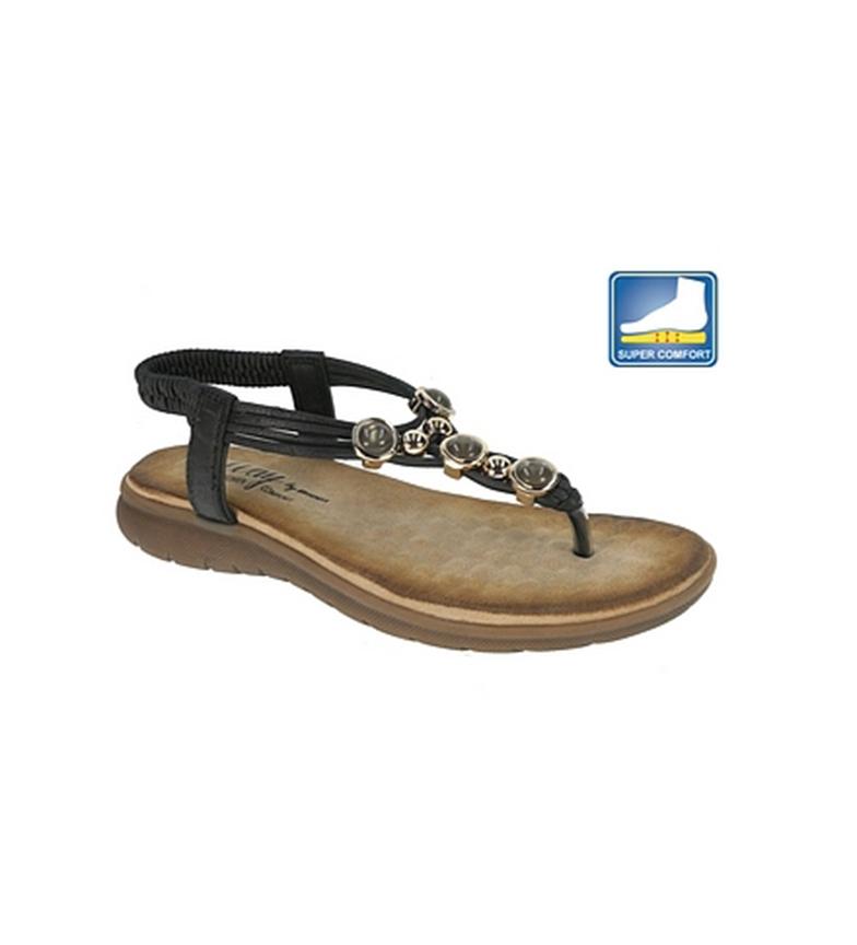 billig salg autentisk kjøpe billig uttaket Beppi Svart Tilfeldige Sandaler uttak 2015 billig profesjonell bla billig pris PGHr0