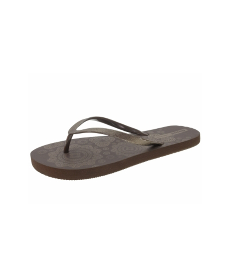 marrón Beppi Zapatilla Beppi Zapatilla Thong wnOx0460pq