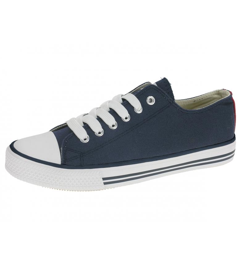 Comprar Beppi Sapato de lona da Marinha