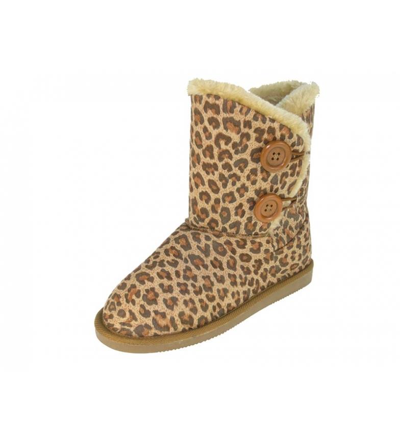 Comprar Beppi Australian animal print boots