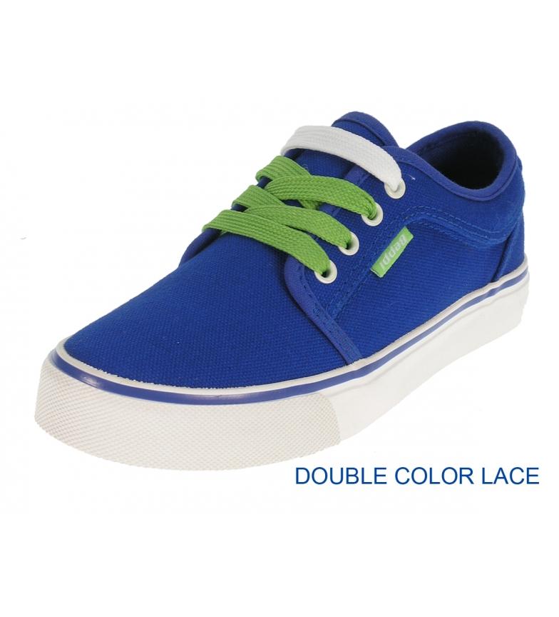 Comprar Beppi Zapatillas tela azul