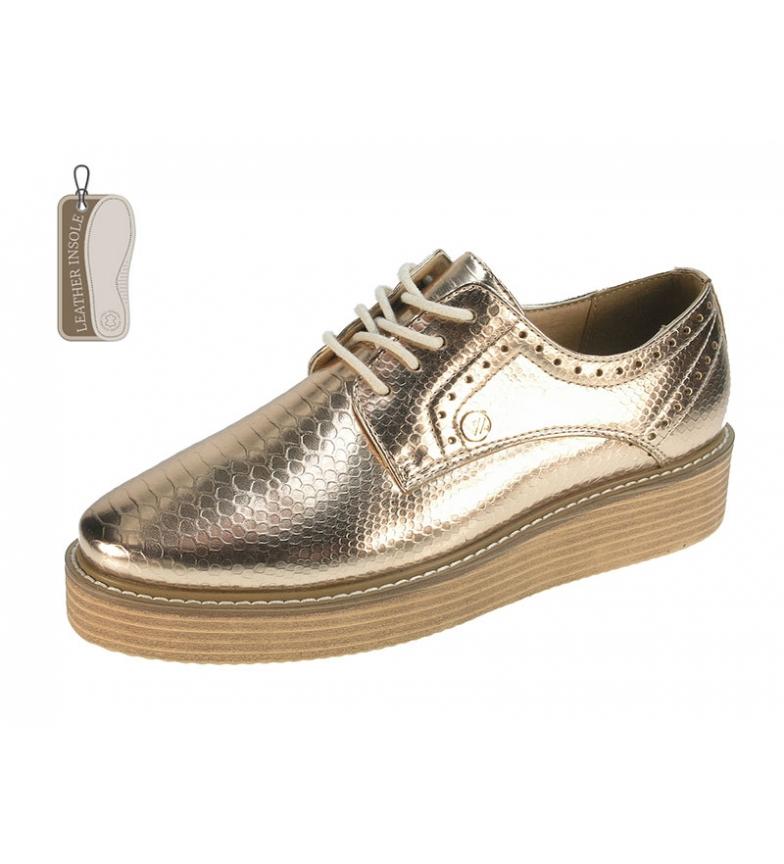 Comprar Beppi Sapatos de ouro metalizado